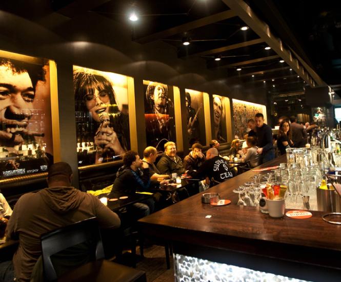 Barney S Coffee Shop Lounge